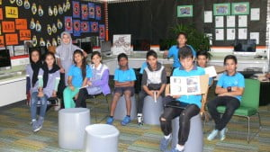 Concetta's literacy group