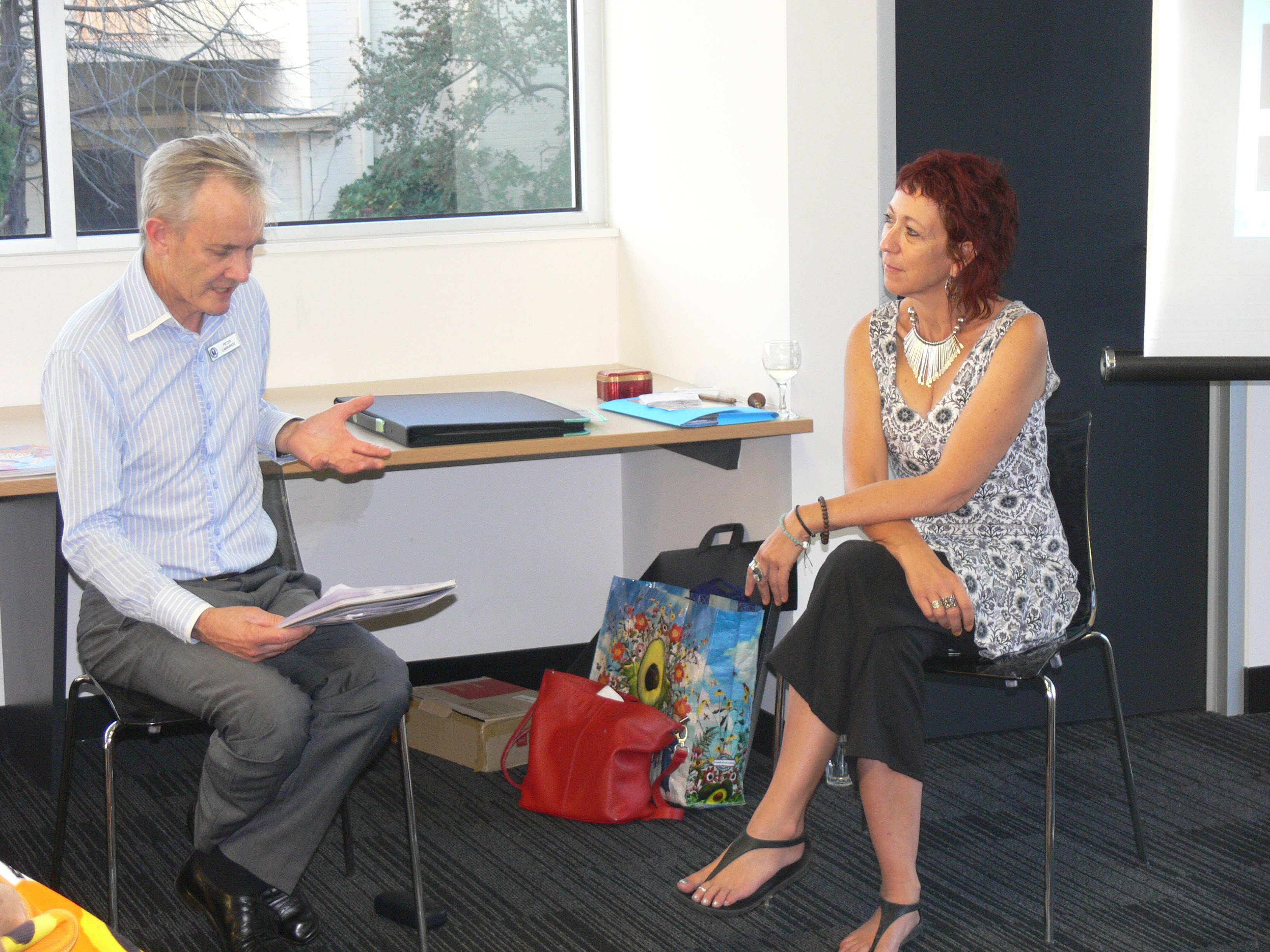 In conversation at CGG